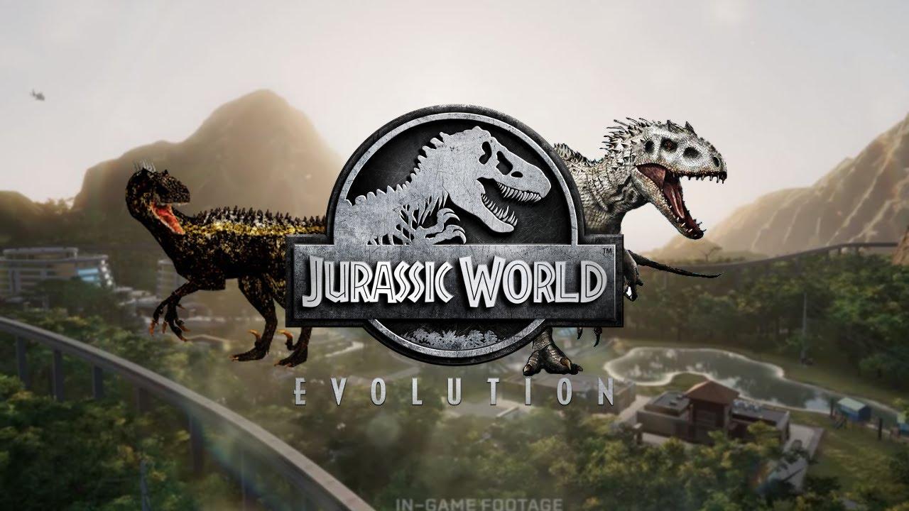 HYBRIDS IN JURASSIC WORLD: EVOLUTION!?