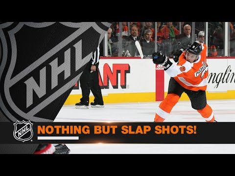 The Best Slap Shot Goals from Week 25