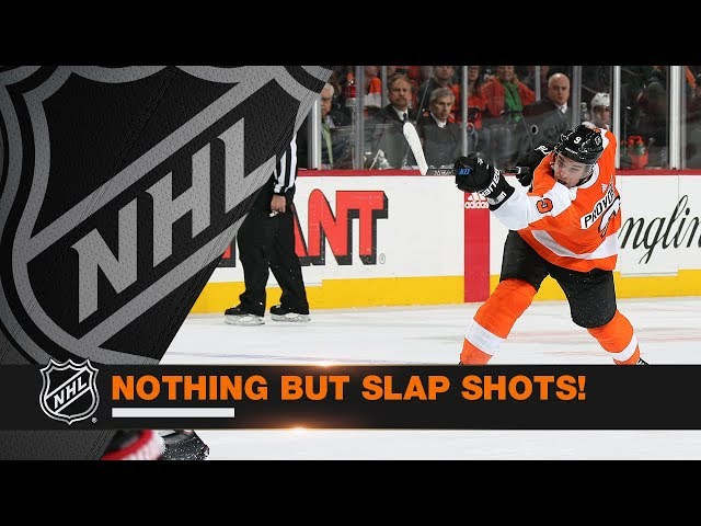 The Best Slap Shot Goals from Week 25