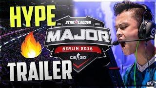 StarLadder Major Berlin 2019 HYPE Trailer!