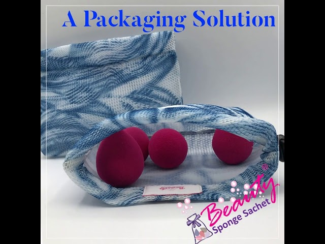 Beauty Sponge Sachet® Advantages