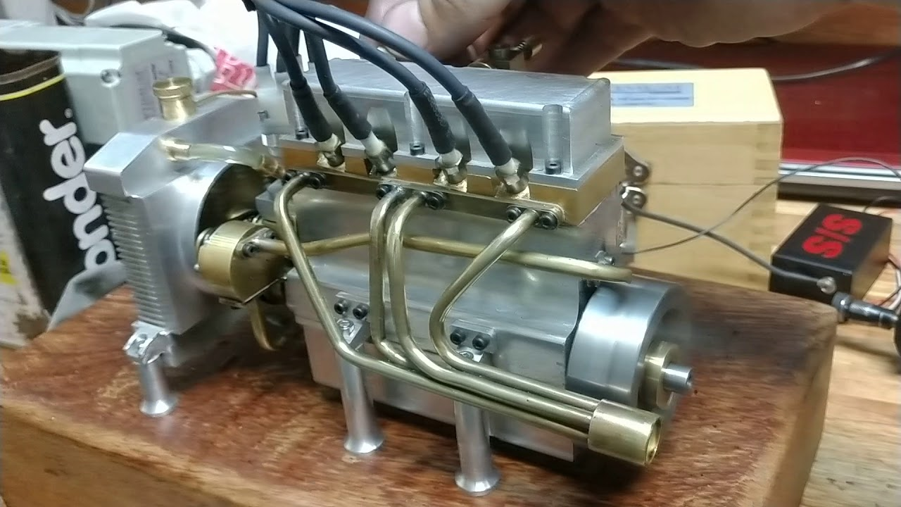 Model Engine Machining - Forums