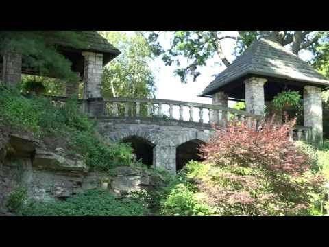 Tea Houses at Stan Hywet Hall & Gardens