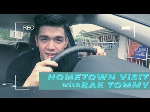 HOMETOWN VISIT with BAE TOMMY - DINALUPIHAN, BATAAN
