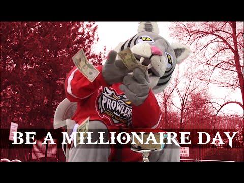 Random National Holidays: Be A Millionaire Day! - YouTube