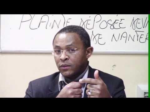 La curieuse Plainte du CL2P après le drame d'Eseka DU 21 Octobre 2016