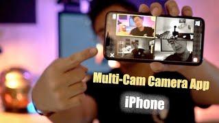 Review Aplikasi Baru dari filmic Pro Doubletake ! Aplikasi ini Free di Appstore screenshot 2