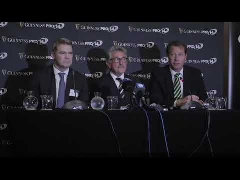 Pro14 Cape Town launch: The full media briefing