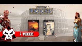 7 Wonders - App Gameplay