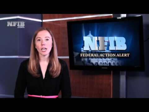 Action Alert Save Americans With >> Nfib Federal Action Alert Save American Workers Act H R 2575