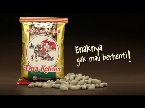 Kacang Dua Kelinci: Crack The World
