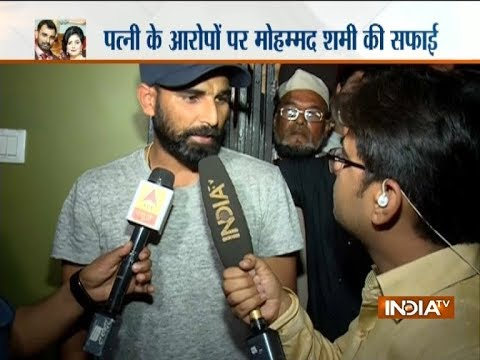 My wife has lost her mental stability: Mohammed Shami