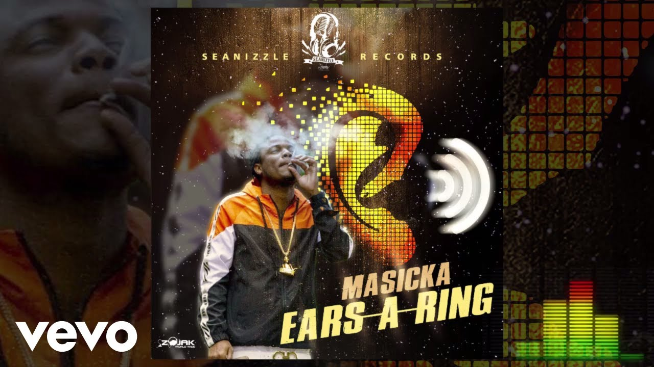 Ring In Kaars.Masicka Ears A Ring Audio Visual Youtube