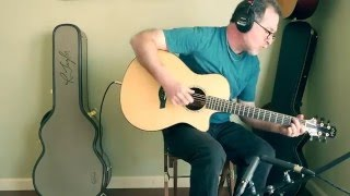 """Big B the Butterfly"" (acoustic fingerstyle guitar)"
