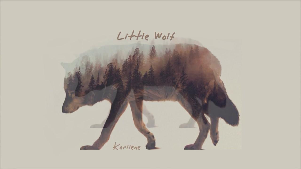 Little Wolf by Karliene - Lyric Video - YouTube