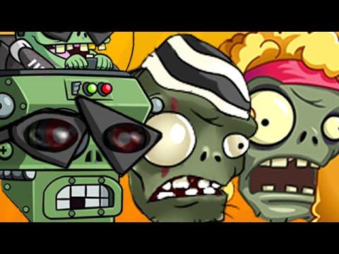 Plants vs. Zombies 2 -  Day 16 (Modern Day) All-Gargantuar!