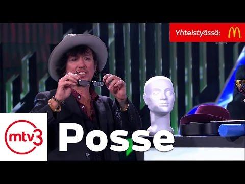 Hydraulinen puristin | POSSE3 | MTV3
