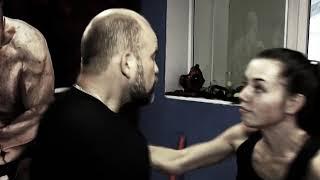 В.Н.Крючков.ТВ передача Защити себя сам . Женская самооборона 1