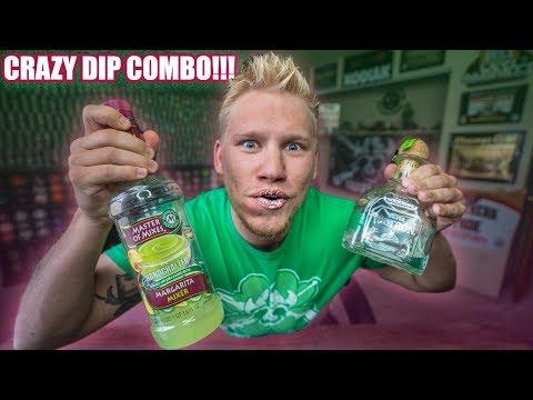 I Created a MARGARITA Flavored DIP!!! *extra salt*