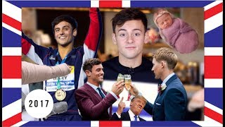 The Good, The Bad and The Ugly of 2017! I Tom Daley