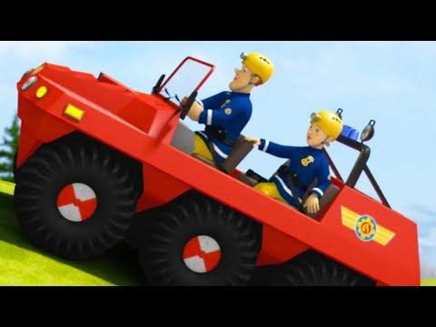 Sam a tűzoltó  Elszabadult gumicsónak - Új évad 10 🔥Epizódok összeállítása  Sam a tűzoltó Mese