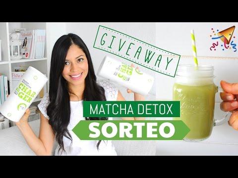 Bebidas DETOX de otoño con Matcha  + SORTEO INTERNACIONAL