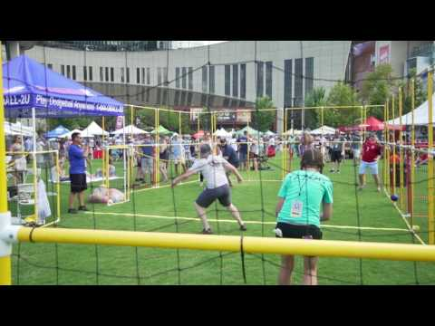 Dodge Ball Music City Brewers Festival 2017