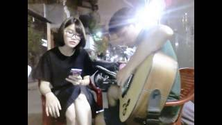 Faded - cover by Nhím guitar ấm