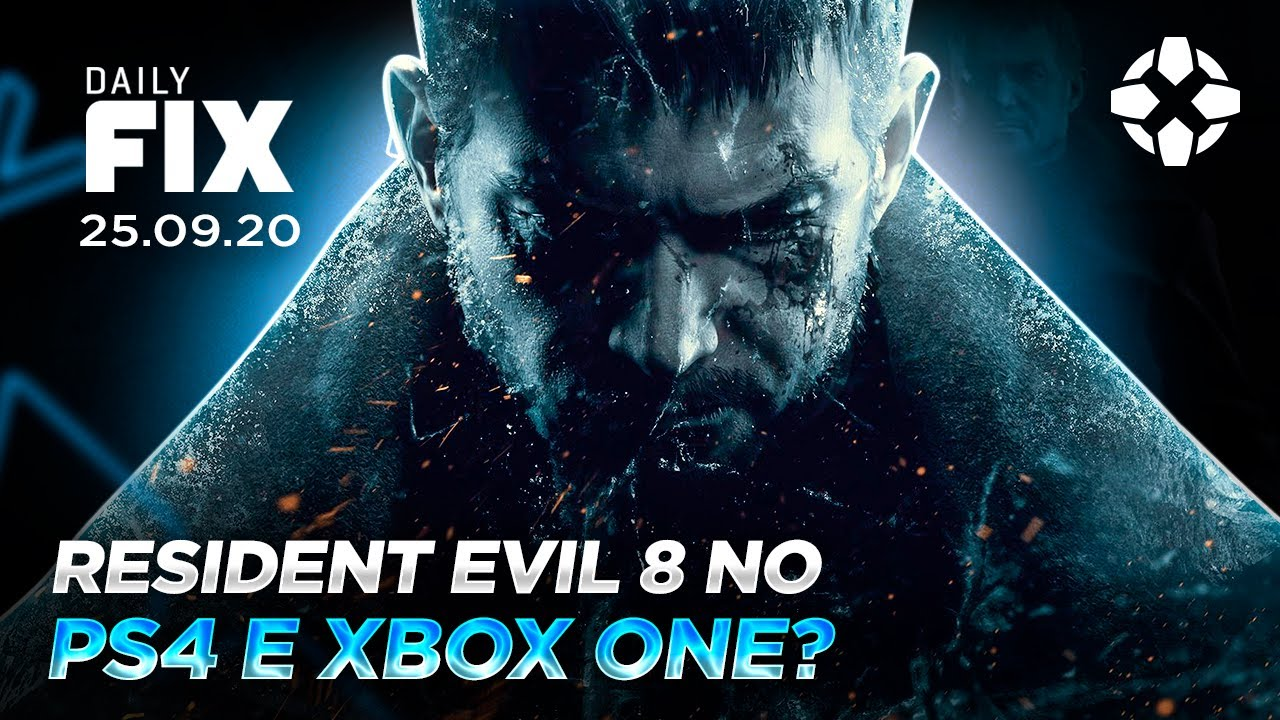 RESIDENT EVIL VILLAGE PARA PS4 E XBOX ONE, SPINOFF DE THE BOYS - Daily Fix