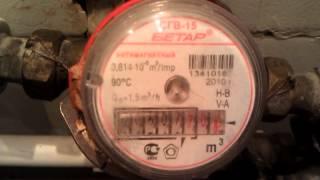 как остановить водяной счетчик магнитом(используется магнит из жесткого диска HDD, старый seagate http://real-man.info/blog/11-blog_11.html., 2014-03-19T20:19:51.000Z)