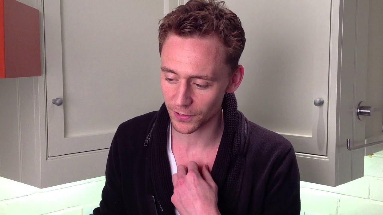Tom Hiddleston Live Below The Line Day 5