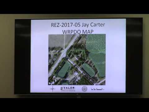 5. REZ-2017-05 Cody Califf - 4338 Briggston Road