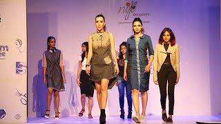 NIFT Fashion Show 2017 | Lee Denims #bodyoptix | Bangalore