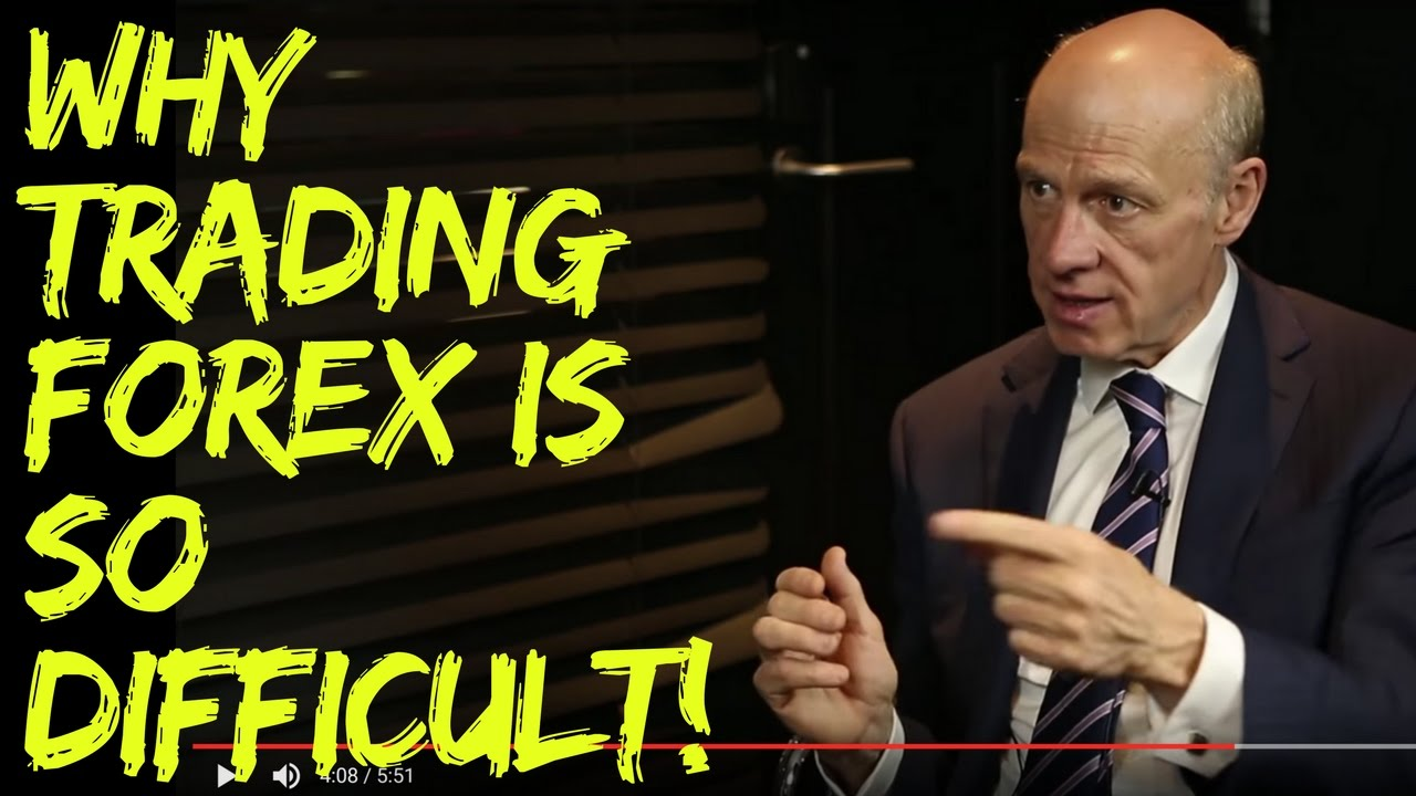Forex trading dangerous and difficult profession