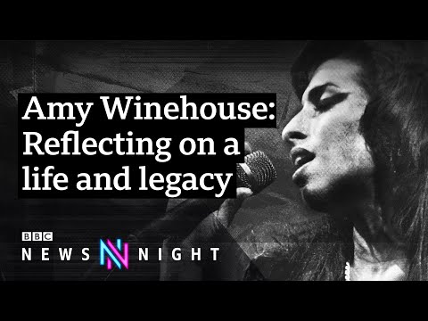 Remembering Amy Winehouse: Musicians reflect and ask, 'has the industry changed?' - BBC Newsnight