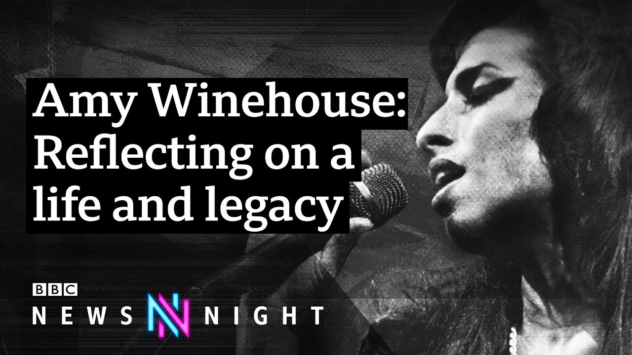 Remembering Amy Winehouse: Musicians reflect and ask, 'has the industry changed? - BBC Newsnight