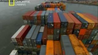 Megaestructuras - El puerto de Rotterdam-2.avi