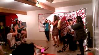 Download Video 8th Triannual LiNK Talent Show - Sarah Palmer & Co MP3 3GP MP4