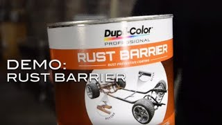 Dupli-Color® How To: Rust Barrier