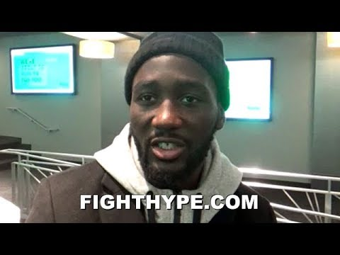 "TERENCE CRAWFORD KEEPS IT REAL ON DANNY GARCIA HISTORY; ASKS HIM ""WHY NOT FIGHT ME"""