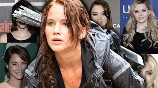 12 Actrices Que Casi Fueron Katniss en