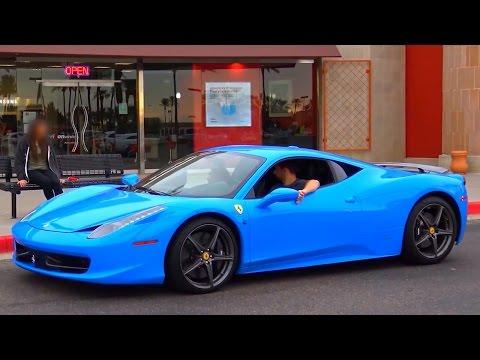 Ferrari Girl Prank || YesFunnyYes