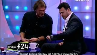 Измена Эмина Агаларова
