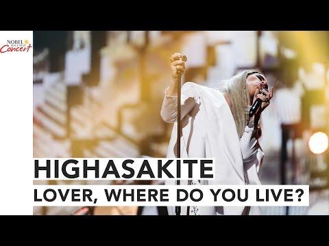 HIGHASAKITE - Lover, Where Do You Live? - The 2016 Nobel Peace Prize Concert