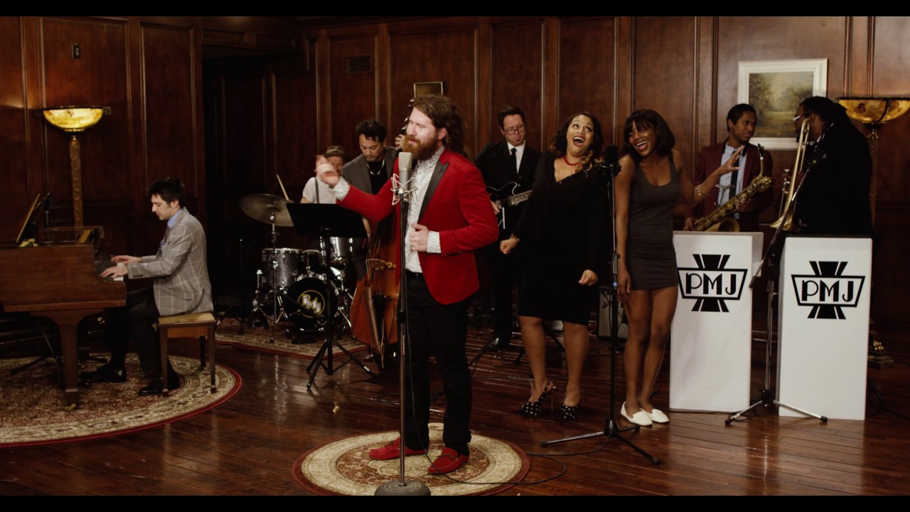 What Is Love - Vintage 'Animal House' / Isley Brothers - Style Cover ft   Casey Abrams