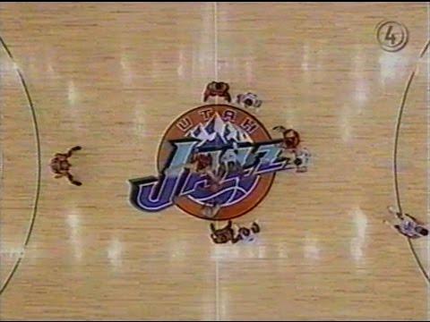 NBA finaalit 1998 - Jazz vs. Bulls - Ottelu 6