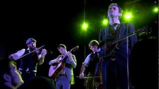 Punch Brothers - Moonshiner - Boulder Theater - December 9, 2012