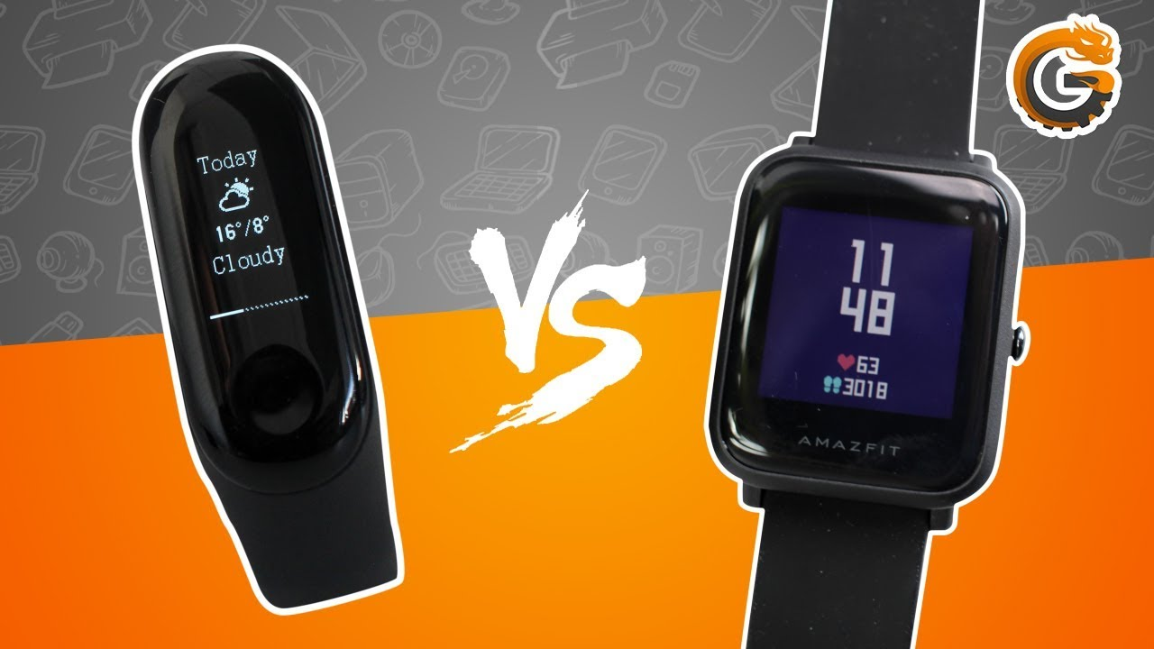 Iphone Entfernungsmesser Xiaomi : Xiaomi mi band 3 vs. amazfit bip die besten fitness tracker im