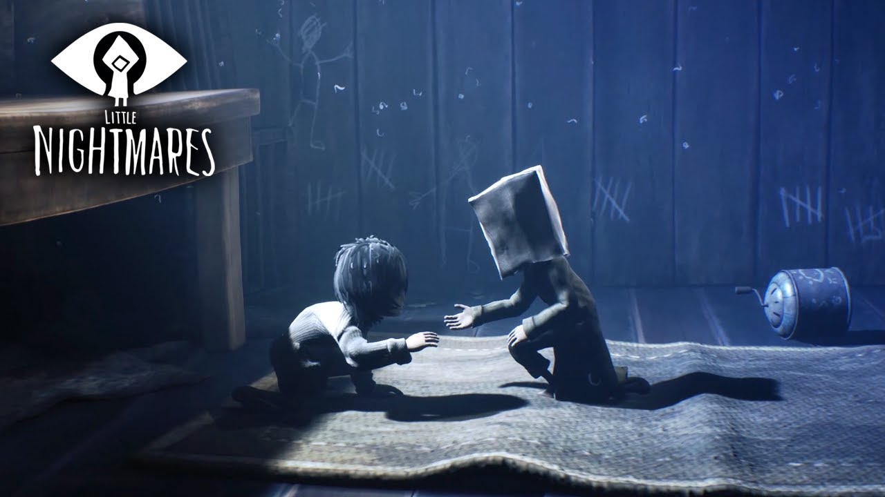Little Nightmares II - 15 Minutes of Gameplay - Gamescom - PS4 / XB1 / Switch / PC - YouTube