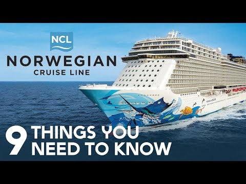 Norwegian Cruise Line: 9 things you need to know